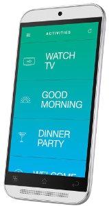 Harmony Hub Smartphone Control