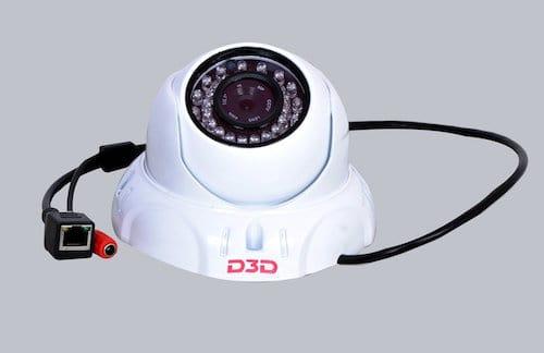 D3D IP Indoor Camera 02