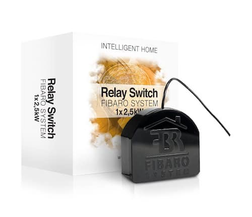 Z-Wave Fibaro Relay Switch 1 * 2.5 KW