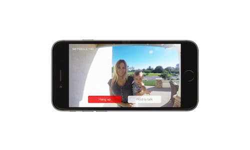 SkyBell HD Wi-Fi Video Door Bell 02