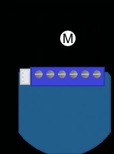 Qubino Flush Shutter (Z-Wave IN 865.2 MHz)